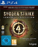 PS4 Sudden Strike 4 -- Complete Collection (PEGI)