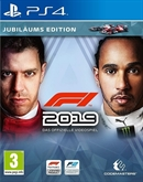 PS4 Formula One 2019 -- Jubiläums Edition (PEGI)