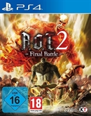 PS4 A.O.T. 2: Final Battle (PEGI)