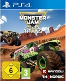 PS4 Monster Jam Steel Titans (PEGI)