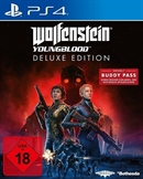 PS4 Wolfenstein: Youngblood -- Deluxe Edition (USK)