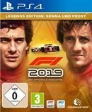 PS4 Formula One 2019 -- Legends Edition (PEGI/USK)