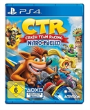 PS4 CTR Crash Team Racing Nitro Fueled (USK)