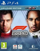 PS4 Formula One 2019 -- Jubiläums Edition (USK)