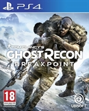 PS4 Tom Clancy's Ghost Recon: Breakpoint (PEGI)