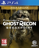 PS4 Tom Clancy's Ghost Recon: Breakpoint -- Gold Edition (PEGI)
