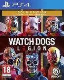 PS4 Watch Dogs Legion  -- Gold Edition (PEGI)