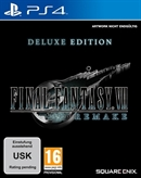 PS4 Final Fantasy VII HD Remake Deluxe Edition (PEGI)