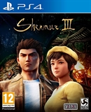 PS4 Shenmue III -- Day One Edition (PEGI)