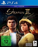 PS4 Shenmue III -- Day One Edition (USK)