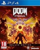 PS4 DOOM Eternal -- Deluxe Edition (PEGI)