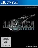PS4 Final Fantasy VII HD Remake (USK)