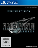 PS4 Final Fantasy VII HD Remake Deluxe Edition (USK)