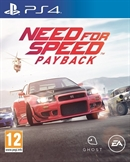 PS4 Need for Speed: Payback (PEGI)