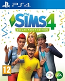 PS4 The Sims 4 -- Deluxe Party Edition (PEGI)