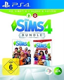 PS4 The Sims 4 + Hunde & Katzen Bundle (USK)