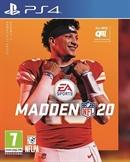 PS4 Madden NFL 20 (PEGI)