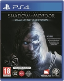 PS4 Mittelerde: Mordor's Schatten -- Game of the Year Edition (PEGI)