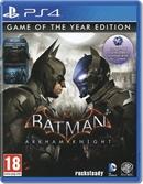PS4 Batman: Arkham Knight -- Game of the Year Edition (PEGI)
