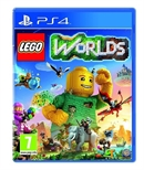 PS4 LEGO Worlds (PEGI)