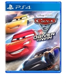 PS4 Cars 3: Driven to Win (PEGI)