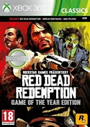 X360 Red Dead Redemption -- Game of the Year Classics Edition (PEGI)