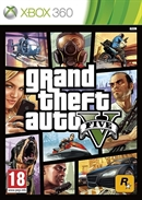 X360 Grand Theft Auto V (PEGI Uncut)