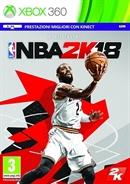 X360 NBA 2K18 (PEGI)