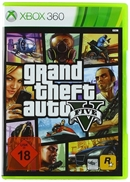 X360 Grand Theft Auto V (USK Uncut)