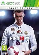 X360 FIFA 18 -- Legacy Edition (PEGI)