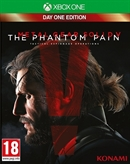Xbox One Metal Gear Solid V: The Phantom Pain -- Day One Edition (PEGI)