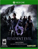 Xbox One Resident Evil 6 HD (ESRB)