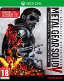 Xbox One Metal Gear Solid 5: The Definitive Experience (PEGI)
