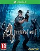 Xbox One Resident Evil 4 HD (PEGI)