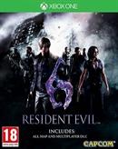 Xbox One Resident Evil 6 HD (PEGI)