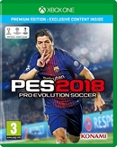 Xbox One Pro Evolution Soccer 2018 -- Premium Edition (PEGI)