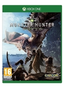 Xbox One Monster Hunter: World (PEGI )