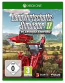 Xbox One Landwirtschafts Simulator 17 -- Platinum Edition (PEGI)