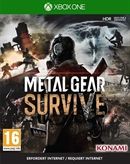 Xbox One Metal Gear Survive -- Day One Edition (PEGI)