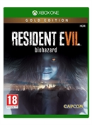 Xbox One Resident Evil 7 -- Gold Edition (PEGI Uncut)