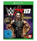 Xbox One WWE 2K18 -- Wrestlemania Edition (USK)