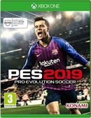 Xbox One Pro Evolution Soccer 2019 (PEGI)