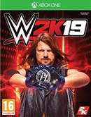 Xbox One WWE 2K19 (PEGI)