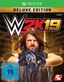 Xbox One WWE 2K19 -- Deluxe Edition (USK)