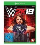 Xbox One WWE 2K19 (USK)