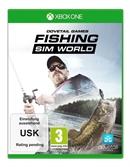 Xbox One Fishing Sim World