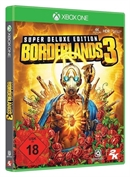 Xbox One Borderlands 3 -- Super Deluxe Edition (USK)