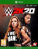 Xbox One WWE 2K20 (PEGI)