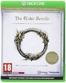 Xbox One The Elder Scrolls Online: Tamriel Unlimited (PEGI)