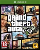 Xbox One Grand Theft Auto V (PEGI Uncut)